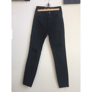 Urban Outfitters Cigarette Jeans